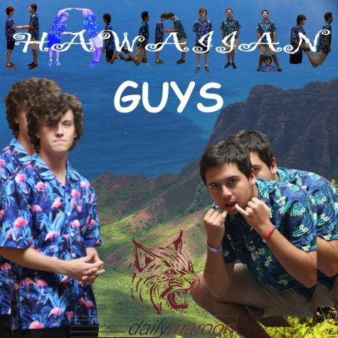 Hawaiian Guys Ep.1
