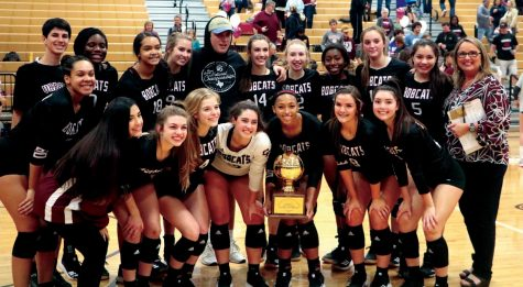 Cy-Fair volleyball set itself up for another playoff run