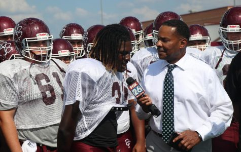 Cy-Fair HS football standout earns 'Player of the Week' honors