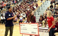 Cy-Fair HS senior awarded $10,000 scholarship from Reliant Energy