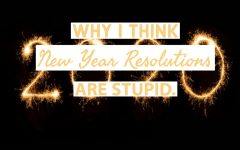 Navigation to Story: Why I think New Year resolutions are stupid