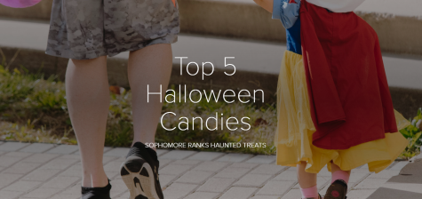 Halloween Top 5 Candy