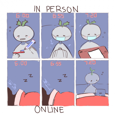 In Person vs. Online