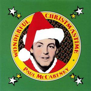 Is Wonderful Christmas time by paul mccartney about witchcraft?