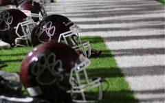 Navigation to Story: Varsity Football Playoffs vs Tompkins PhotoGallery