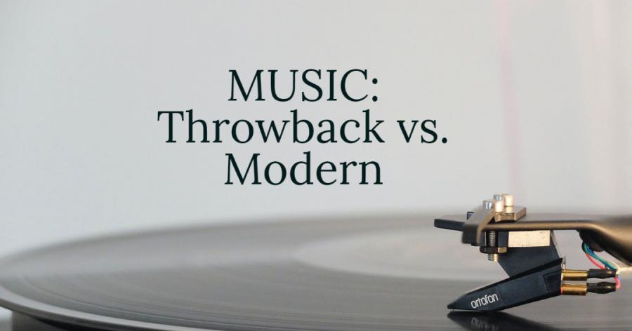 Old Music vs New Music