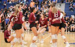Navigation to Story: Varsity Volleyball VS Cy-Creek