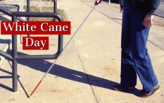Navigation to Story: White Cane Day